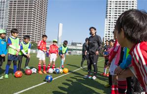 「キッズ・サッカーアカデミー Vol.3」報告