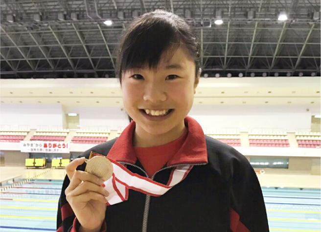 2016年 全日本ユース 50mマネキンキャリー 第2位受賞