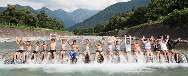 「キッズ・キャンプ・チャレンジ in 南魚沼」報告